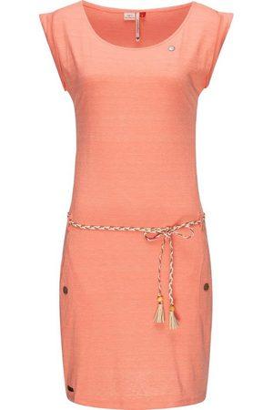 Ragwear Sommerkleid »Tag« leichtes Jersey-Kleid in melierter Optik