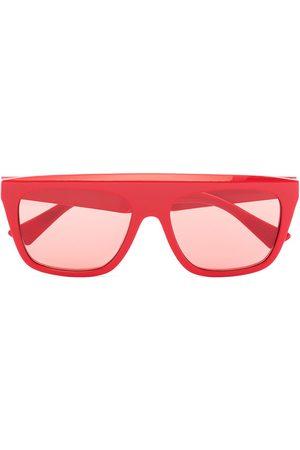 Bottega Veneta Eyewear Eckige Sonnenbrille