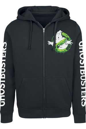 Ghostbusters Slime Logo Kapuzenjacke