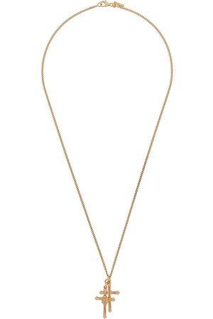 EMANUELE BICOCCHI Halskette mit Kreuzanhängern