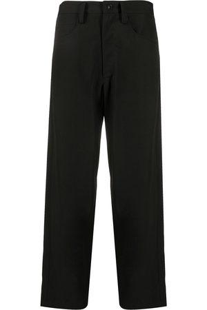Y'S Damen Hosen & Jeans - Hose mit geradem Bein
