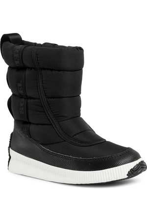sorel Out N About Puffy Mid NL3804 Black 010