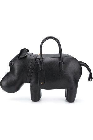 Thom Browne Handtasche im Nilpferd-Design