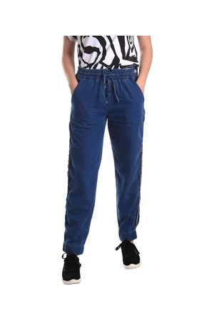 Fornarina Straight Leg Jeans BE171L93D883SK