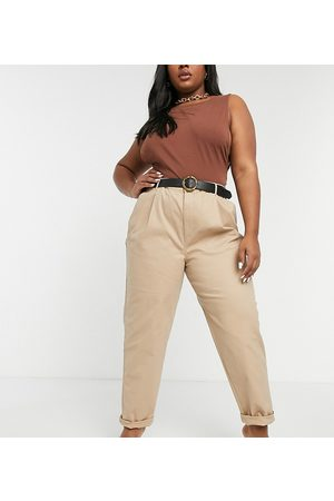 ASOS ASOS DESIGN Curve hourglass – Chinos in