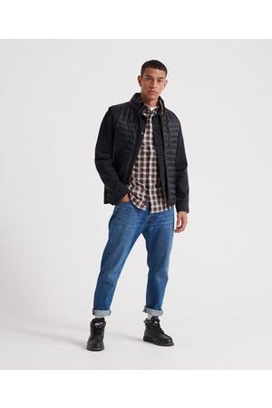 Superdry Classic London Langarmhemd