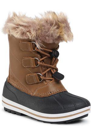 CMP Jungen Winterstiefel - Kids Anthilian Snow Boot Wp 30Q4594 Toffe Q820