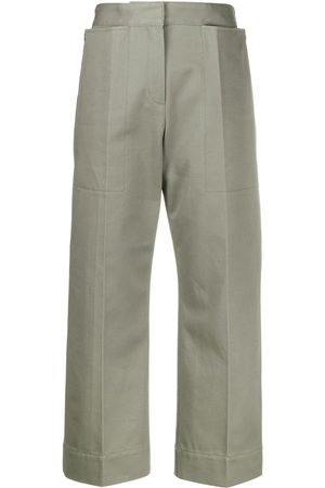 Jacquemus Cropped trousers