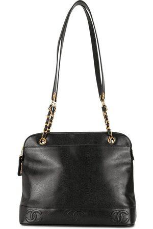 CHANEL Damen Shopper - 1997 Triple Coco tote bag