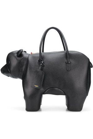 Thom Browne Handtasche im Bären-Design