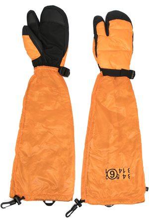 MM6 MAISON MARGIELA Gesteppte Handschuhe