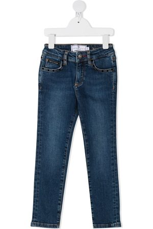 Philipp Plein Skinny-Jeans mit Logo