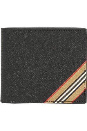 Burberry Herren Geldbörsen & Etuis - Portemonnaie mit Streifen