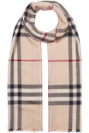 Burberry Oversized-Schal mit Vintage-Check
