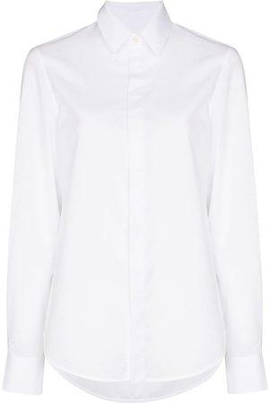 WARDROBE.NYC Damen Blusen - X Browns 50 Klassisches Hemd