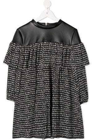 Le pandorine Mädchen Freizeitkleider - Gepunktetes Kleid