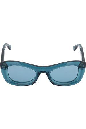 """Bottega Veneta Runde Sonnenbrille Aus Acetat """"bv1088s"""""""