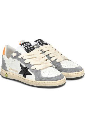 Golden Goose Sneakers Ball Star aus Leder