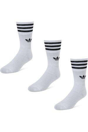 adidas Socken & Strümpfe - Adidas Solid Crew Pack