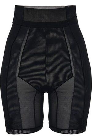 La Perla Shorts aus Stretchtüll