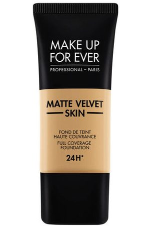 MAKE UP FOR EVER Matte Velvet Skin Foundation, Y415 Almond