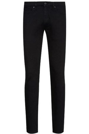 HUGO BOSS Extra Slim-Fit Jeans aus Stretch-Denim mit Rinse-Waschung
