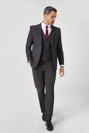 CANDA C&A Anzug-Regular Fit-4 teilig