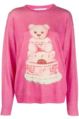Moschino Pullover mit Print