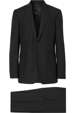 Burberry Anzug mit schmalem Schnitt