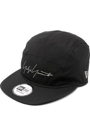 Yohji Yamamoto Herren Hüte - Baseballkappe mit Logo-Print
