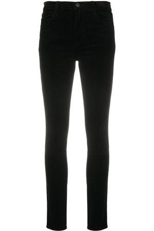 J Brand Damen Slim & Skinny Hosen - Hose mit schmalem Bein