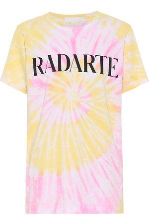 RODARTE T-Shirt Rardarte aus Jersey