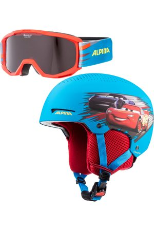 Alpina ZUPO DISNEY SET Skihelm Kinder