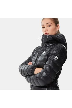 The North Face Damen Summit Series™ Daunenjacke Mit Kapuze Tnf Black Größe L Damen