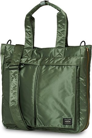PORTER-YOSHIDA & CO Herren Shopper - Tanker Tote Bag Sage Green