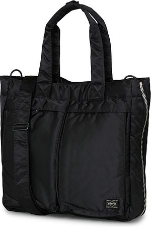 PORTER-YOSHIDA & CO Tanker Tote Bag Black