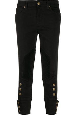 Gucci Cropped-Jeans