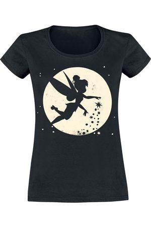 Peter Pan Tinker Bell - Moon T-Shirt