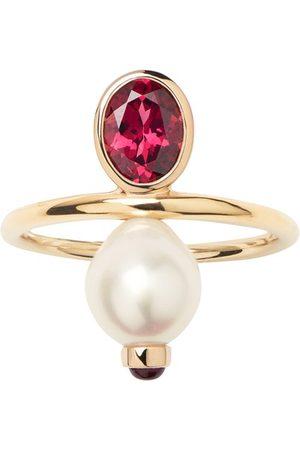 POIRAY Ring Perles precieuses