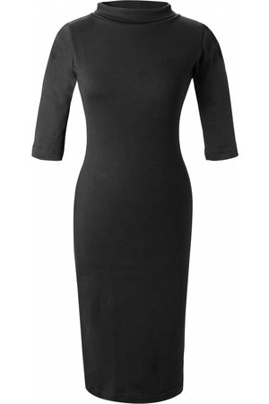 TopVintage DE 60s Super Spy dress black