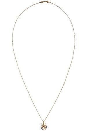 Dolce & Gabbana 18kt Weiß- und Gelbgoldhalskette