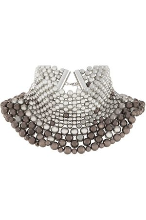 Sunnei Halskette in Perlenoptik