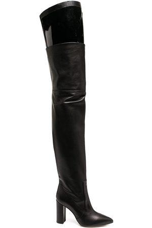 Paris Texas Damen Overknees - Overknee-Stiefel