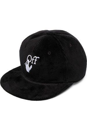 OFF-WHITE Herren Hüte - Baseballkappe mit Logo-Stickerei