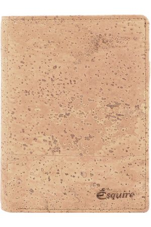 Esquire KORK Geldbörse RFID 10 cm, natur