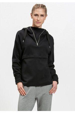 ATHLECIA Kapuzensweatshirt »Kasa Cotton« mit extra hohem Baumwolle-Anteil