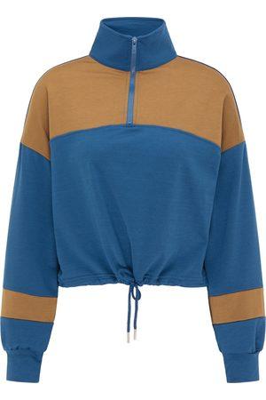 myMo ATHLSR Damen Strickpullover - Pullover