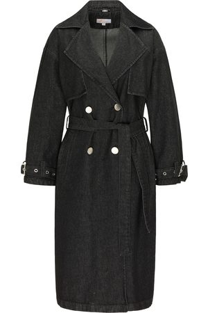 myMo NOW Damen Trenchcoats - Jeansmantel