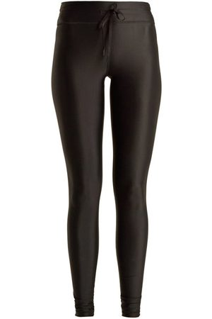 The Upside Drawstring-waist Performance Leggings