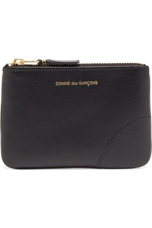 Comme des Garçons Zipped Leather Coin Purse